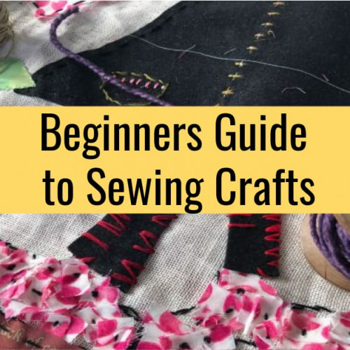 beginners guide to sewing