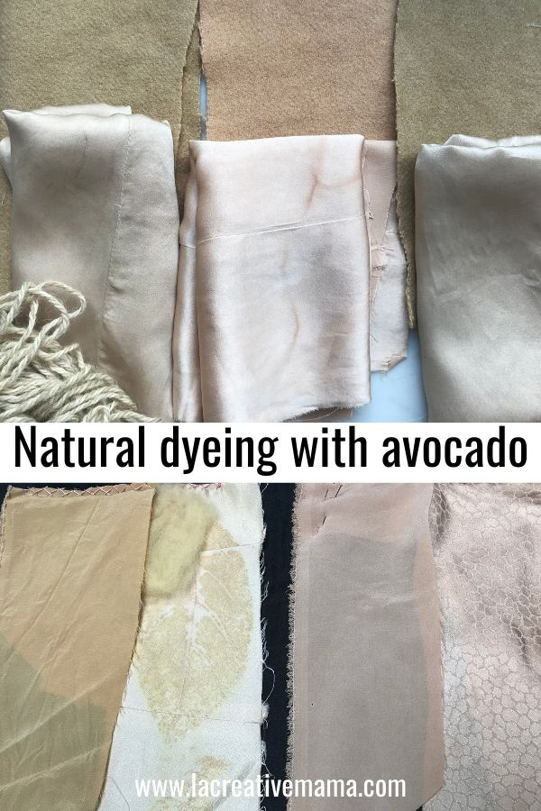 natural dyeing modifiers