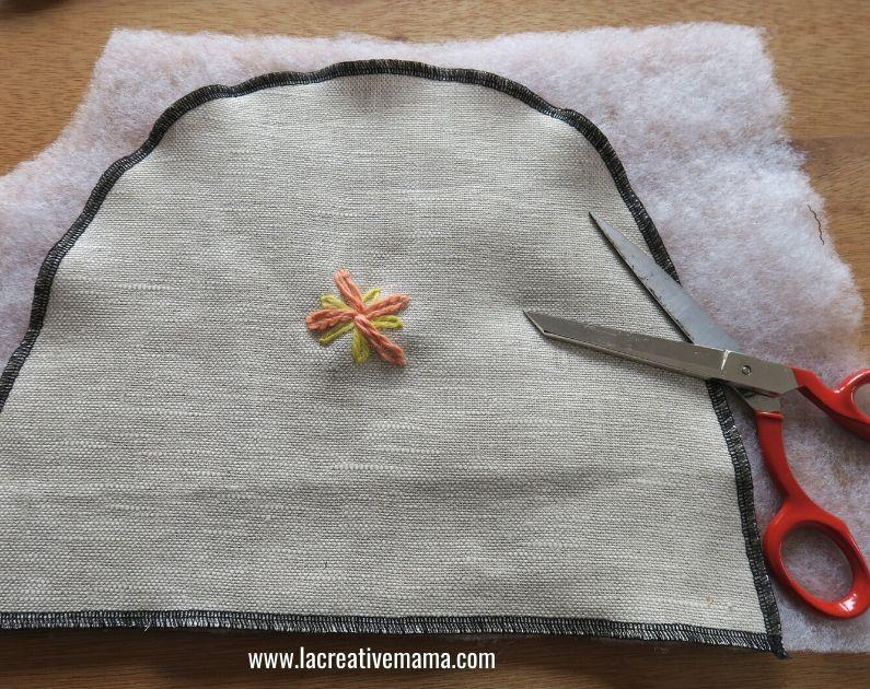 embroidered tea cozy tutorial