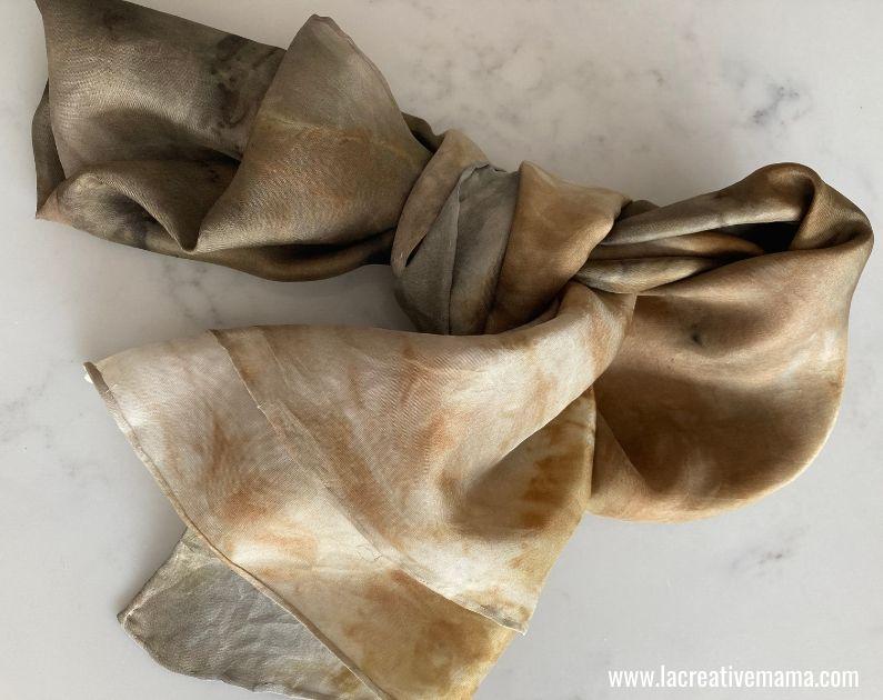 bundle dyeing