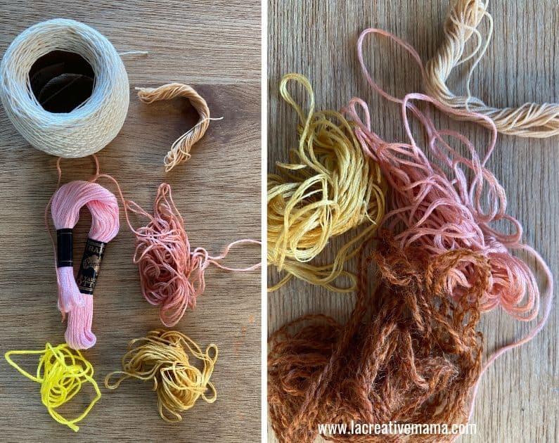 overdying threads