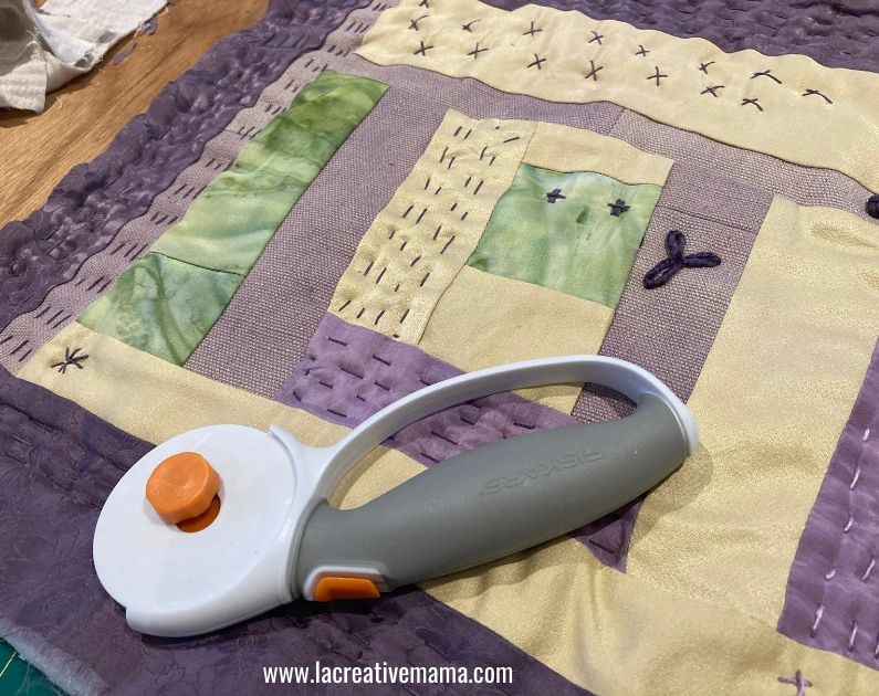 How to make an envelope pillow cover Tutorial