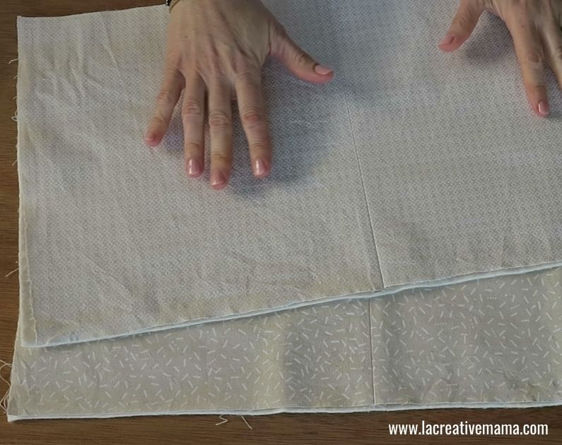 How to make a Fabric book 11