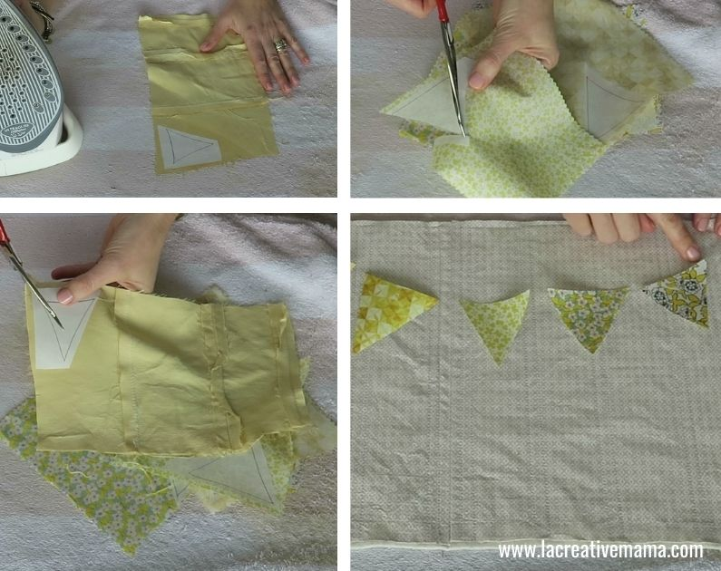 How to make a Fabric book 16