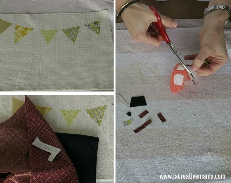 How to make a Fabric book 19