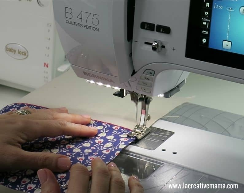 How to make a Fabric book 22