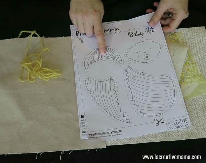 How to make a Fabric book 24