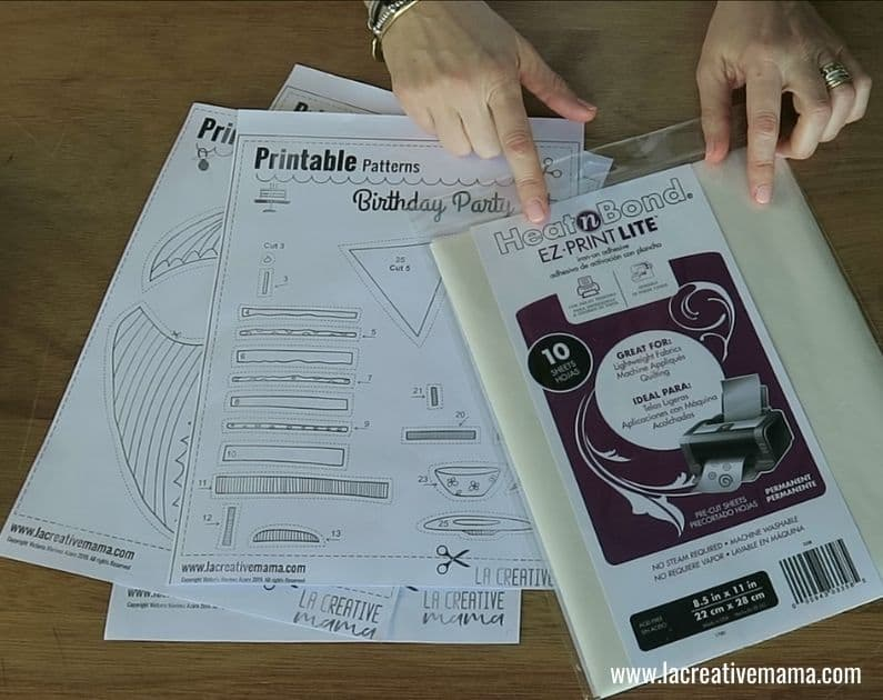 How to make a Fabric book 4