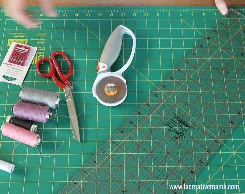 How to make a Fabric book 5