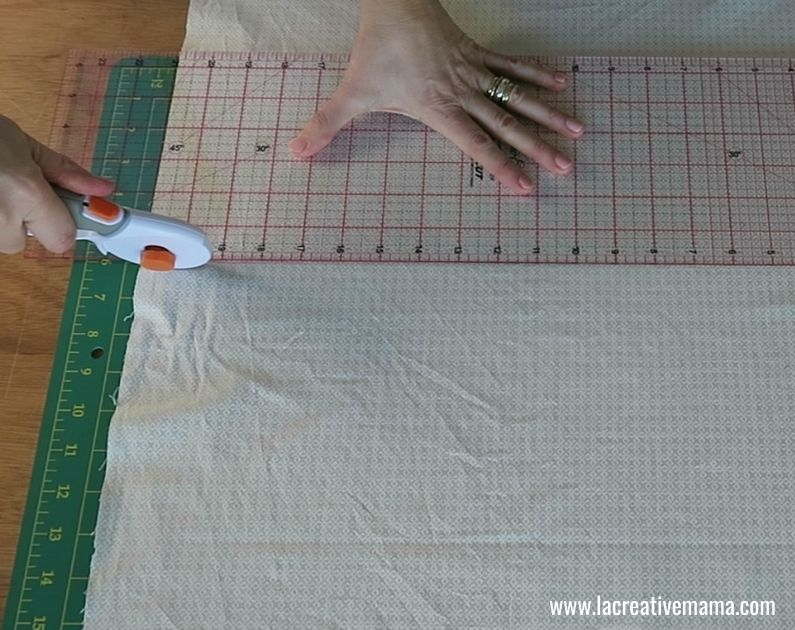 How to make a Fabric book 6