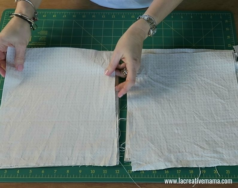 How to make a Fabric book 7