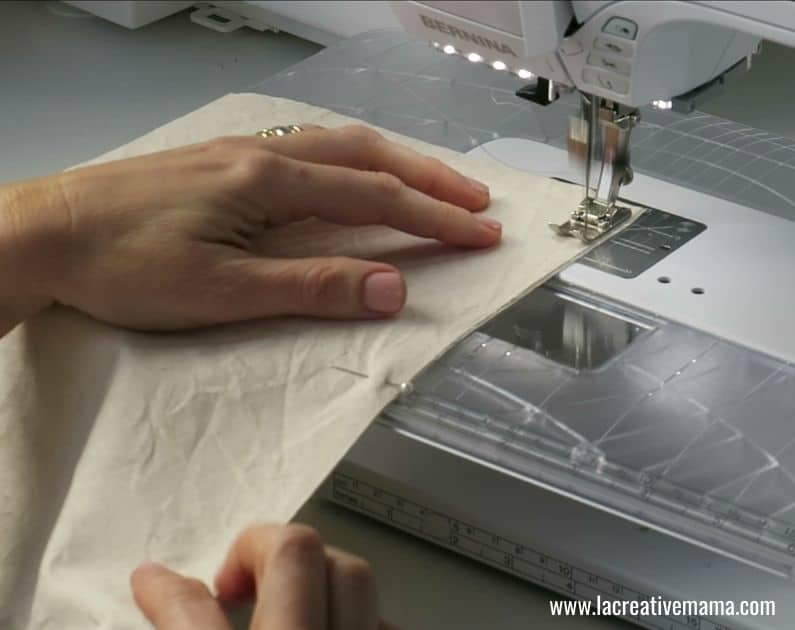 How to make a Fabric book 8