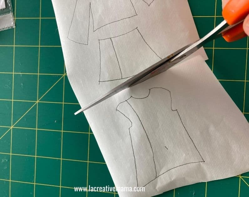 How to make a quiet book tutorial 18