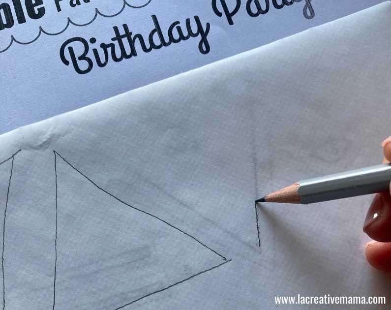 fabric book cover tutorial 7. using la creative mama free applique patterns