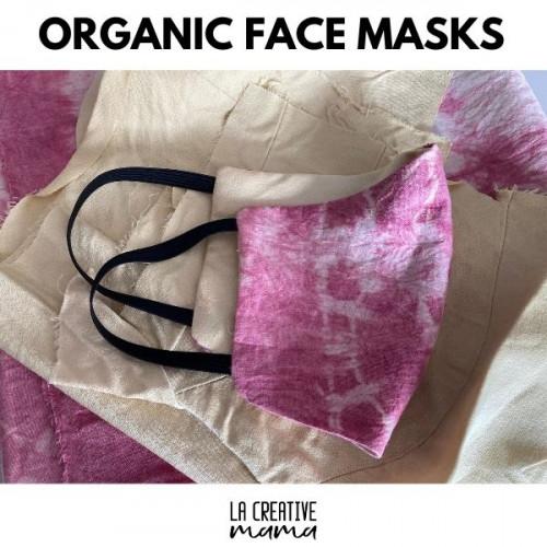 fabric face mask organic