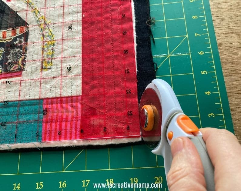 quilted pillow pattern tutorial