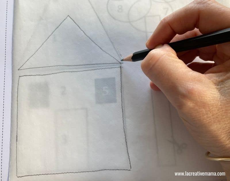 adhesible fusing applique patterns