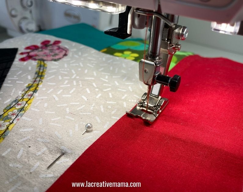 quilted pillow pattern tutorial 6