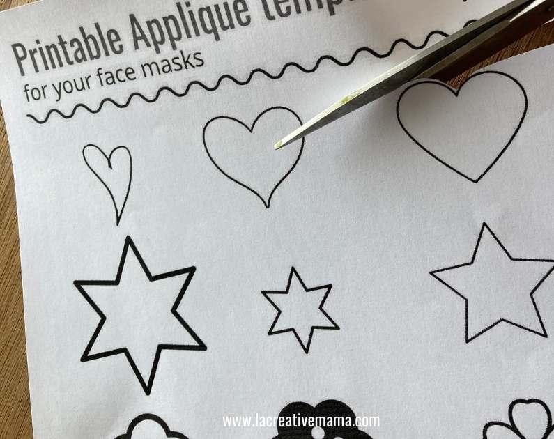 printable applique templates