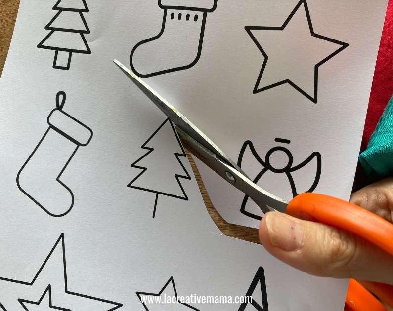 printable christmas templates