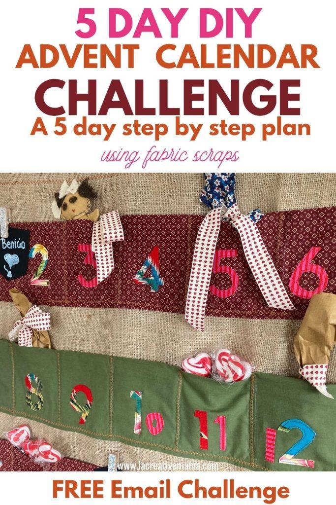 christmas advent calendar challenge