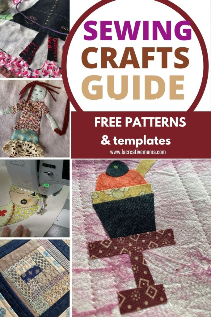 guide to sewing crafts