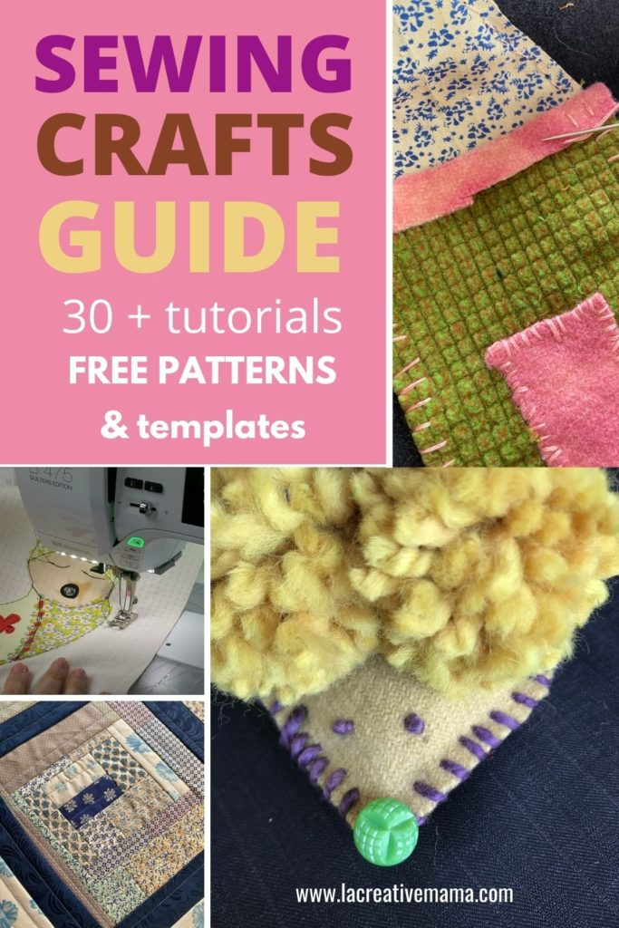 sewing crafts guide