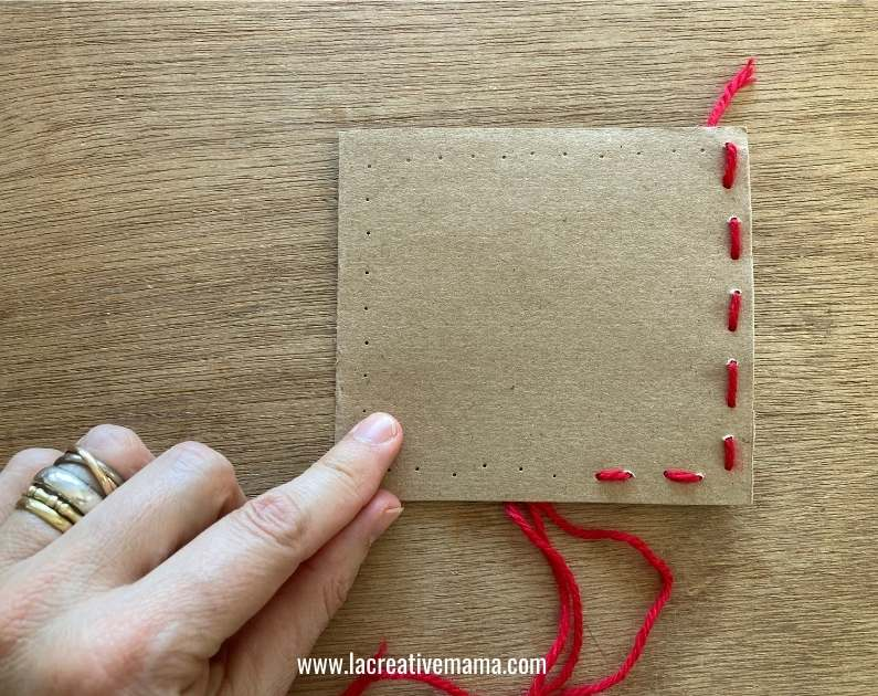 valentines card for kids tutorial 8