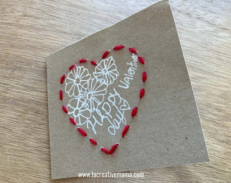 handmade valentines day cards for kids free printables