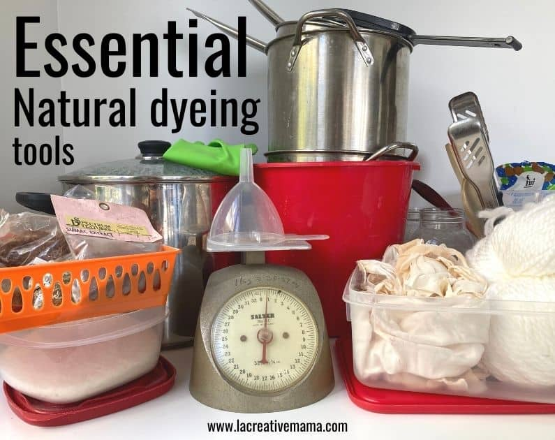 best natural dyeing equipment stainless steel pots