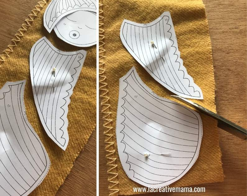 baby applique patterns. making a baby pillow tutorial 2