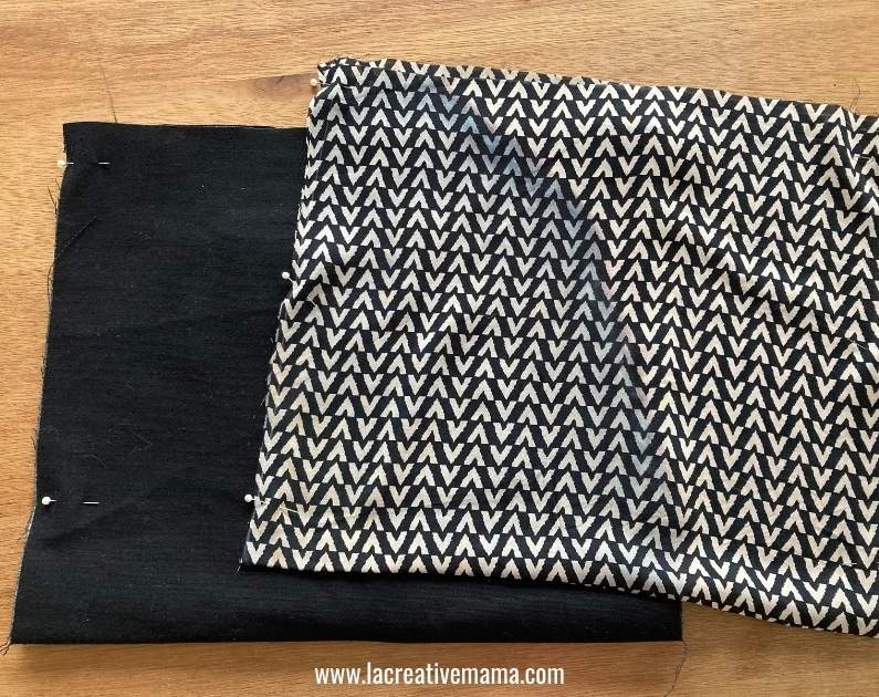 sewing the folding grocery bag pattern tutorial 1